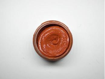Крем для взуття «Coccine» помаранчево - коричневий(102)