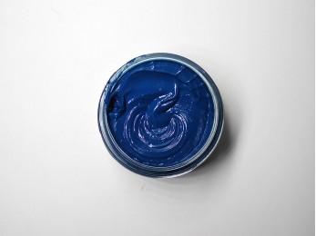 Крем для взуття «Coccine» блакитний (37)