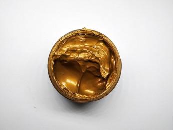 Крем для взуття «Coccine» золотий (3892)