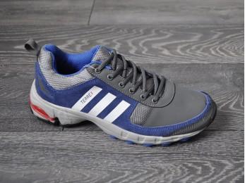 Кросівки чоловічі легкі сині (1)