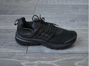 Кросівки чоловічі легкі чорні (825)