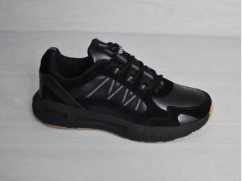 Кросівки чоловічі на шнурках (998)