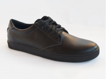 Туфлі-комфорт на шнурках шкіра (891)
