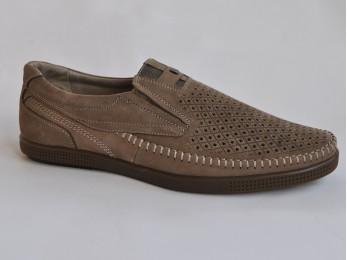 Туфлі-мокасини чоловічі шкіра (985)