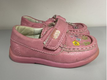 Мокасини дівчинки рожеві (1141)