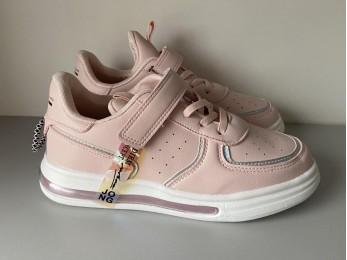Кросівки для дівчинки рожеві (2441)