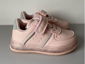 Кросівки для дівчинки рожеві (2442)