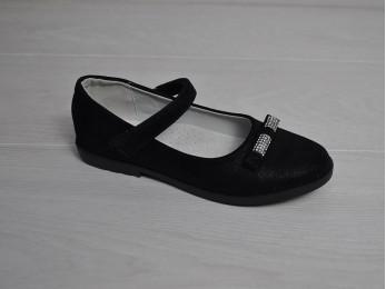Туфлі для дівчинки чорні (1997)