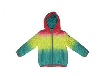 Куртка дитяча кольоровий градієнт (449)