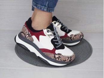 Кросівки жіночі на платформі (2174)