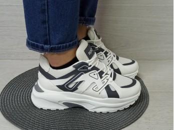 Кросівки білі жіночі 36-41 (2372)