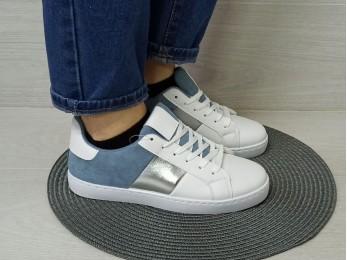 Кросівки білі жіночі 36-41 (2373)